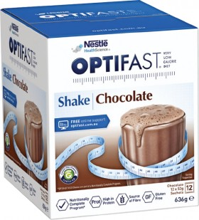 Optifast-VLCD-Shake-Chocolate-Flavour-12-Pack on sale
