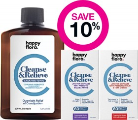 Save-10-on-Entire-Happy-Flora-Range on sale