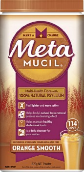 Metamucil-Daily-Fibre-Supplement-Smooth-Orange-114-Doses-673g on sale