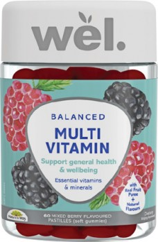 NEW-Natures-Way-Wel-Multi-Vitamin-60-Pastilles on sale