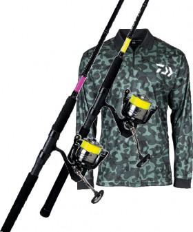 Daiwa-Blast-or-Blast-LDZ-Daiwa-Sublimated-Polo-Pack on sale