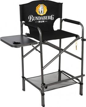 Bundaberg-Rum-Bar-Height-Directors-Chair on sale
