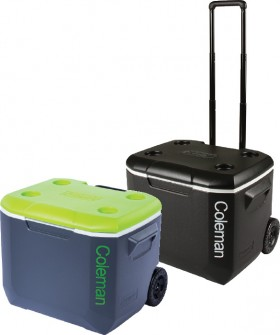 Coleman-57L-Wheeled-Coolers on sale