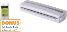 Wanderer-240V-Vacuum-Sealer on sale