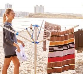 Wanderer-Folding-Campsite-Clothesline on sale
