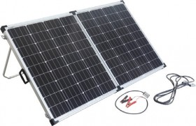 XTM-160W-Folding-Solar-Panel-Kit on sale
