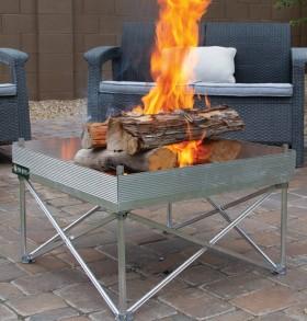 Fireside-Pop-Up-Fire-Pit on sale