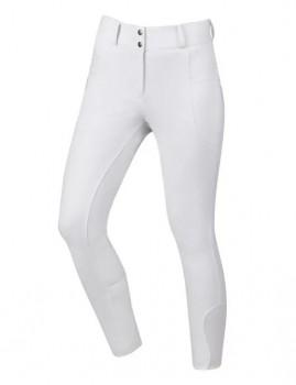 Dublin-Black-Marga-High-Rise-Spring-Breeches-White on sale