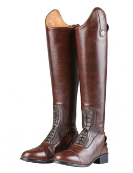 Dublin-Galtymore-Tall-Field-Boots-Brown on sale