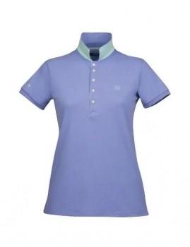 Dublin-Lily-Cap-Sleeve-Polo-Lavender on sale