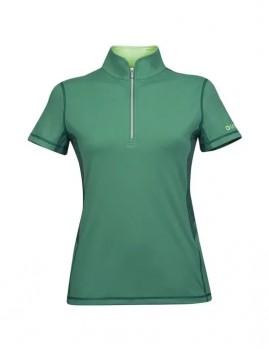 Dublin-Kylee-Short-Sleeve-Shirt-II-Basil-Green on sale