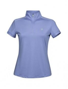 Dublin-Alicia-Short-Sleeve-Polo-Lavender on sale
