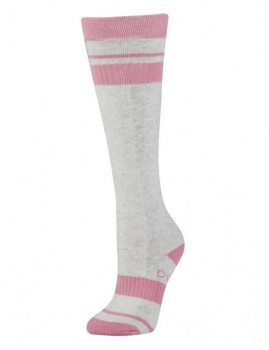 Dublin-Single-Pack-Socks-Coral-Pink on sale