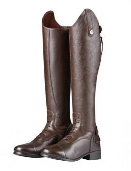 Dublin-Arderin-Tall-Field-Boots-Chocolate-Brown on sale