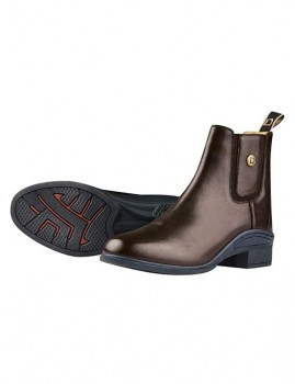 Dublin-Rapture-Jodhpur-Boots-Brown-Ladies on sale