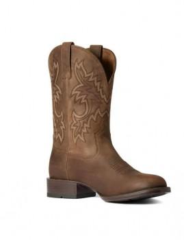Ariat-Mens-Stockman-Ultra-Boots-Talon-Tan on sale