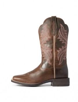 Ariat-Womens-West-Bound-Boots-Sassybrown on sale