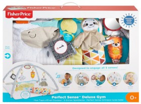 Fisher-Price-Perfect-Sense-Deluxe-Gym on sale