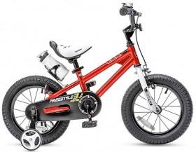 Royalbaby-BMX-Freestyle-Pedal-Brake-Kids-Bike-in-Red on sale