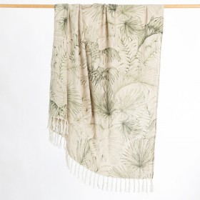 Kali-Linen-Cotton-Throw-by-MUSE on sale