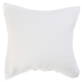 Chunky-Waffle-European-Pillowcase-by-MUSE on sale