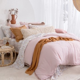 Hannah-Blush-Quilt-Cover-Set-by-Essentials on sale