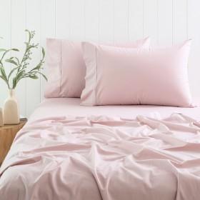 250-Thread-Count-Cotton-Sheet-Set-by-Habitat on sale