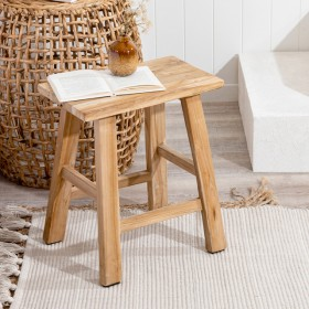 Ward-Recycled-Teak-Stool-by-MUSE on sale