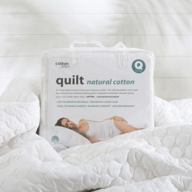Cotton-280gsm-Quilt-by-Cotton-Select on sale