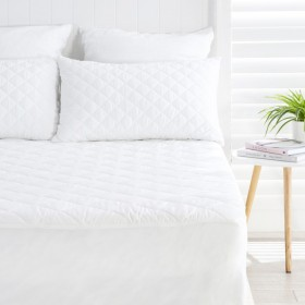 Naturally-Treated-Mattress-Protector-by-Greenfirst on sale