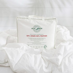Premium-5050-Duck-Down-Quilt-by-Greenfirst on sale