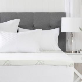 Comfort-Science-5cm-Memory-Foam-Mattress-Topper-by-Hilton on sale