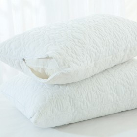 Quilted-Waterproof-Pillow-Protector-by-Safety-Assured on sale