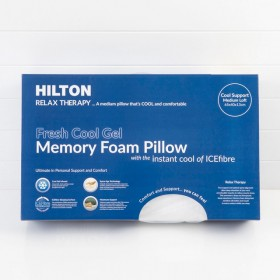 Premium-Memory-Foam-Pillow-by-Relax-Therapy on sale