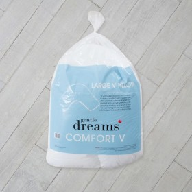 Comfort-V-Large-Pillow-by-Gentle-Dreams on sale