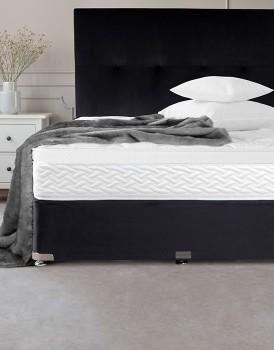 SleepMaker-Cocoon-Gold-Jervis-Queen-Mattress-in-Medium on sale