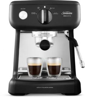 Sunbeam-Mini-Barista-Coffee-Machine on sale