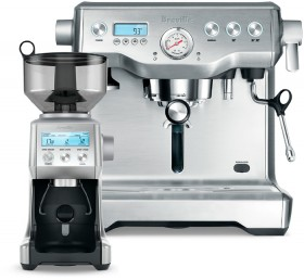 Breville-The-Dynamic-Duo-Coffee-Machine on sale