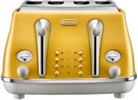 Delonghi-Icona-Capitals-4-Slice-Toaster on sale