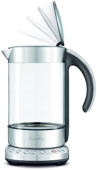 Breville-The-Smart-Kettle-Clear on sale