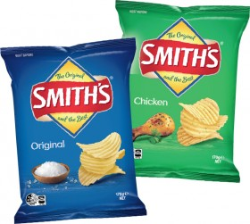 Smiths-Crinkle-Cut-or-Poppables-Chips-90-170g-Selected-Varieties on sale