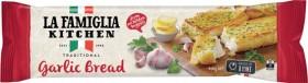 La-Famiglia-Kitchen-Garlic-Bread-400g on sale