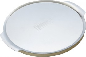 Weber-Small-26cm-Pizza-Stone-Tray on sale