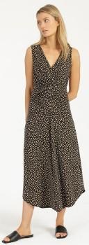 Basque-Jersey-Dress on sale