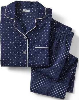 Soho-Organic-Cotton-Woven-34-PJ-Set on sale