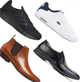 30-off-Mens-Shoes-by-Lacoste-adidas-Hush-Puppies-and-Julius-Marlow on sale