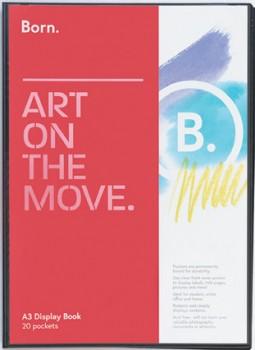Born-A3-Display-Book on sale