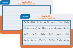 NEW-Studymate-Write-Wipe-Practise-Mat-Handwriting on sale