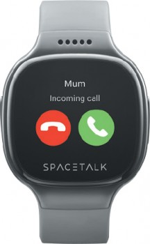 Spacetalk-Kids-Smart-Watches-with-Phone-and-GPS-Grey on sale