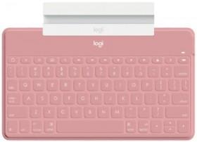 Logitech-Keys-to-Go-Keyboard-Pink on sale